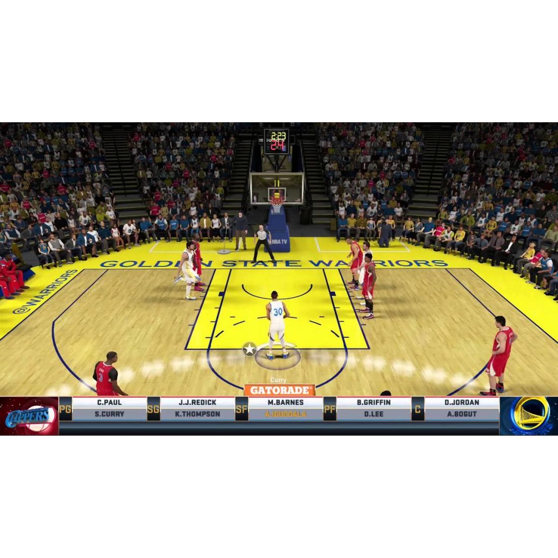 NBA 2K15 (Xbox One)-DIVIXIA ELECTRONICS  Nba 2k14 Graphics Comparison
